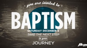 4 Reasons Why I Love Our Baptism Celebrations